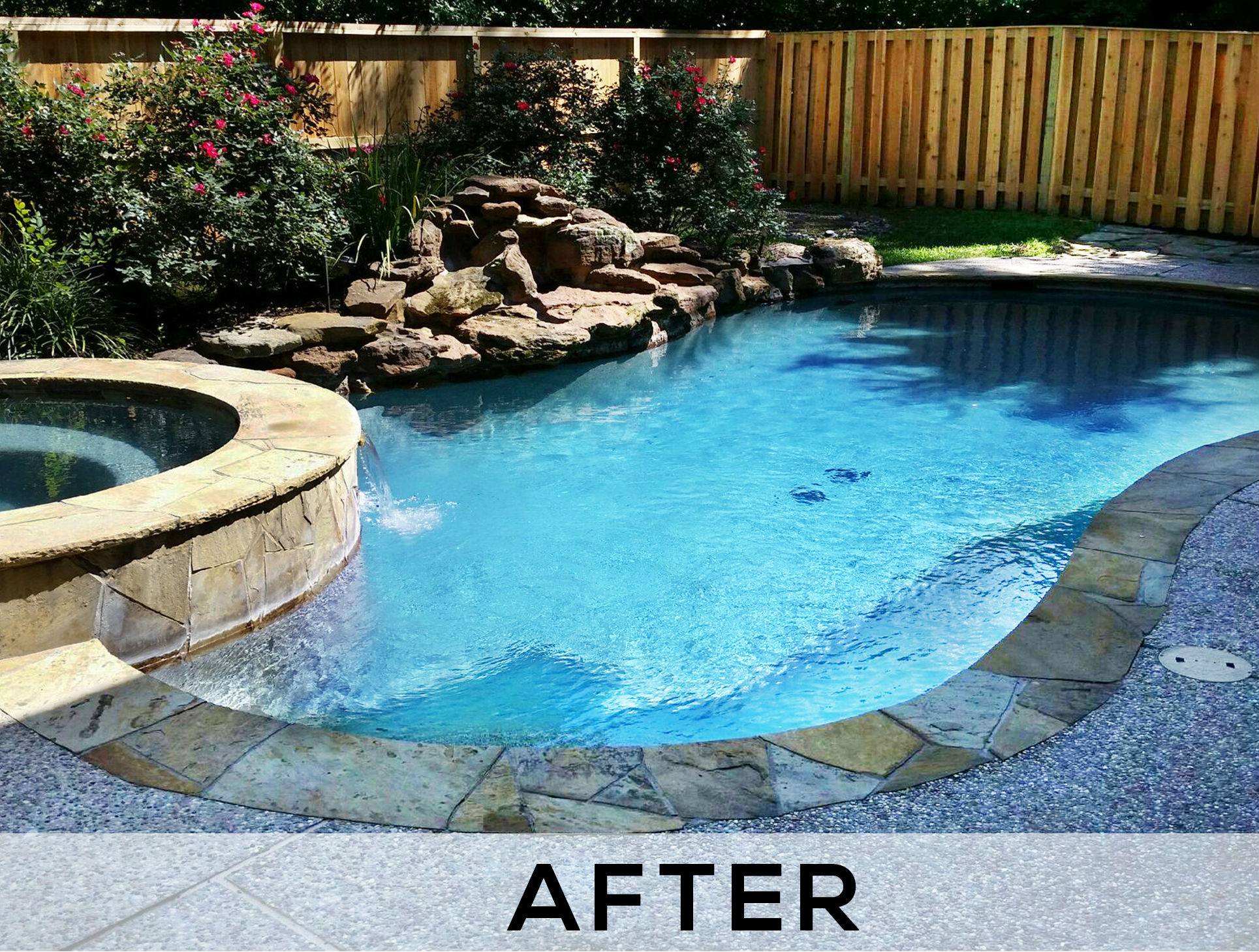 Pool Renovations Service - After