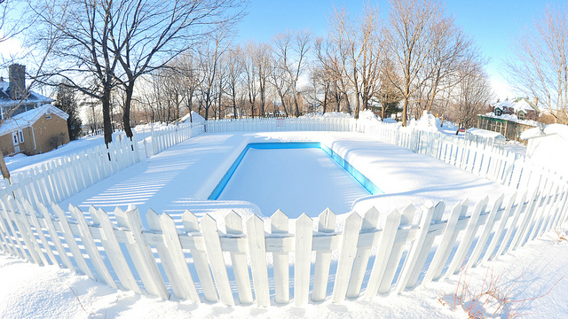 How Important Is Winter Pool Care