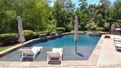 Financing a Pool in Houston