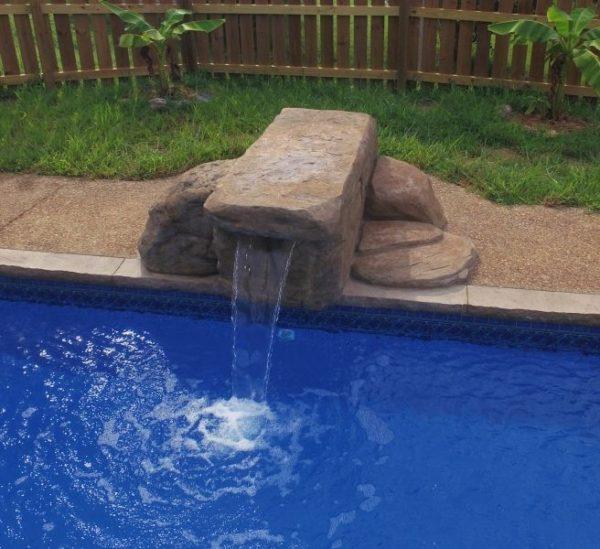 Jump Rock Pool - Pool Feature