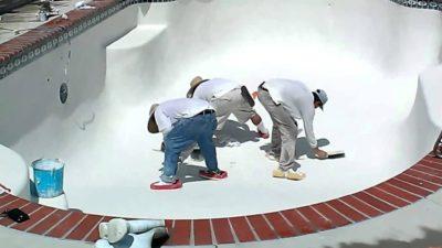 Houston Pool Plastering