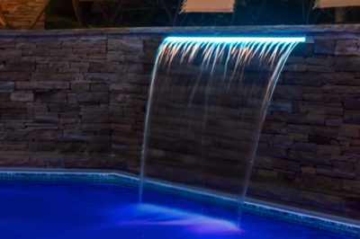 Add a Spillway to Your Pool